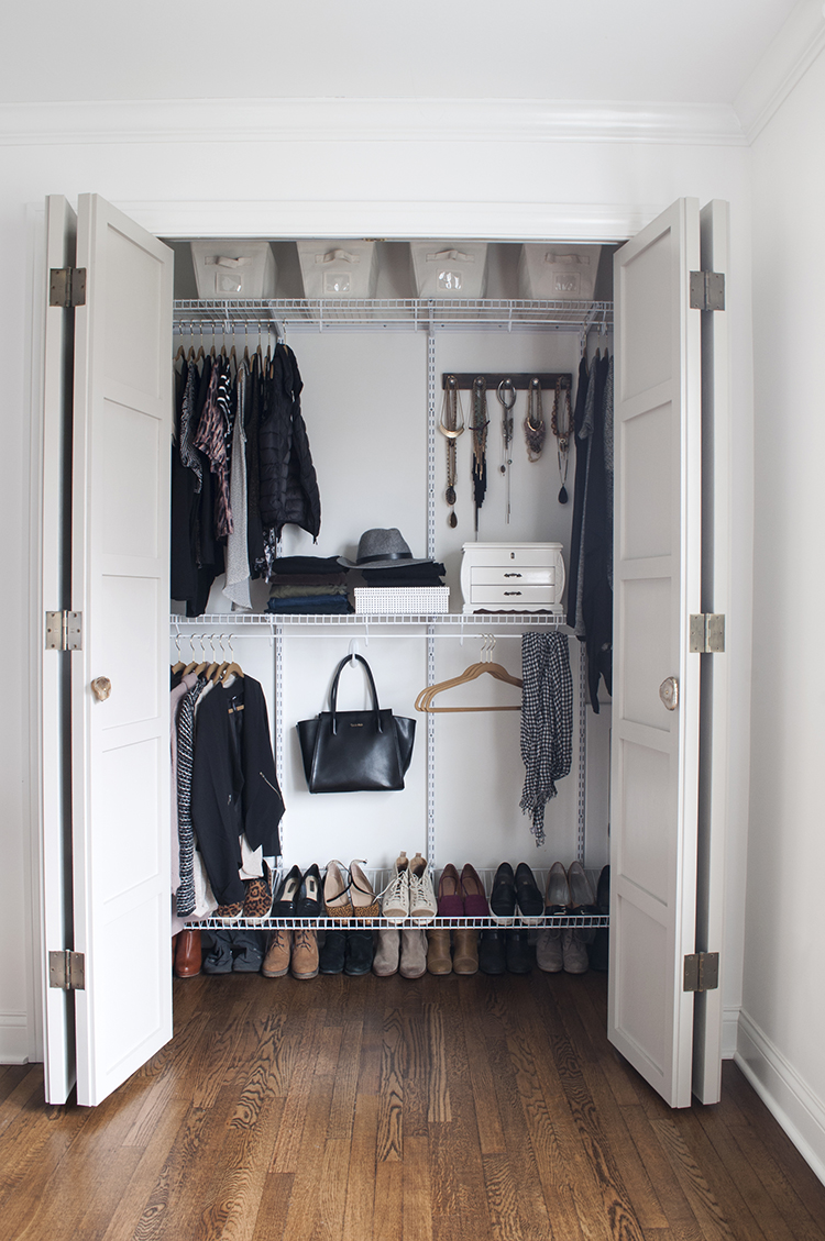 Superior Maximizing Closet Space | Room For Tuesday