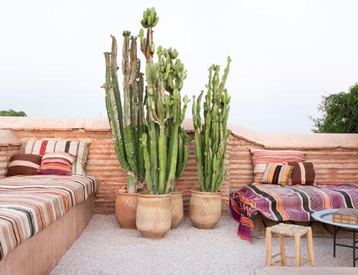 Minimal Moroccan : Get the Look