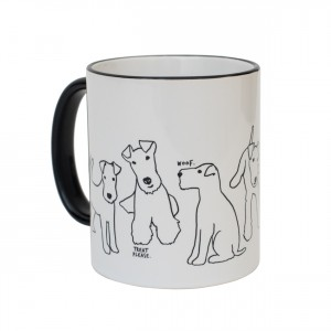 Dog-Coffee-Mug