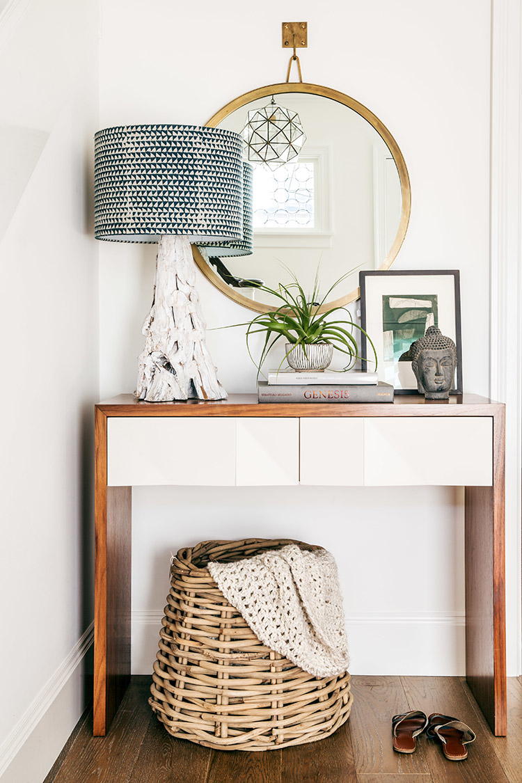 Longaberger Extra Small Foyer Basket : Neutral baskets for any decor style room tuesday