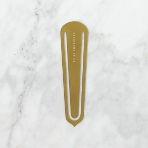to-be-continued-brass-bookmark