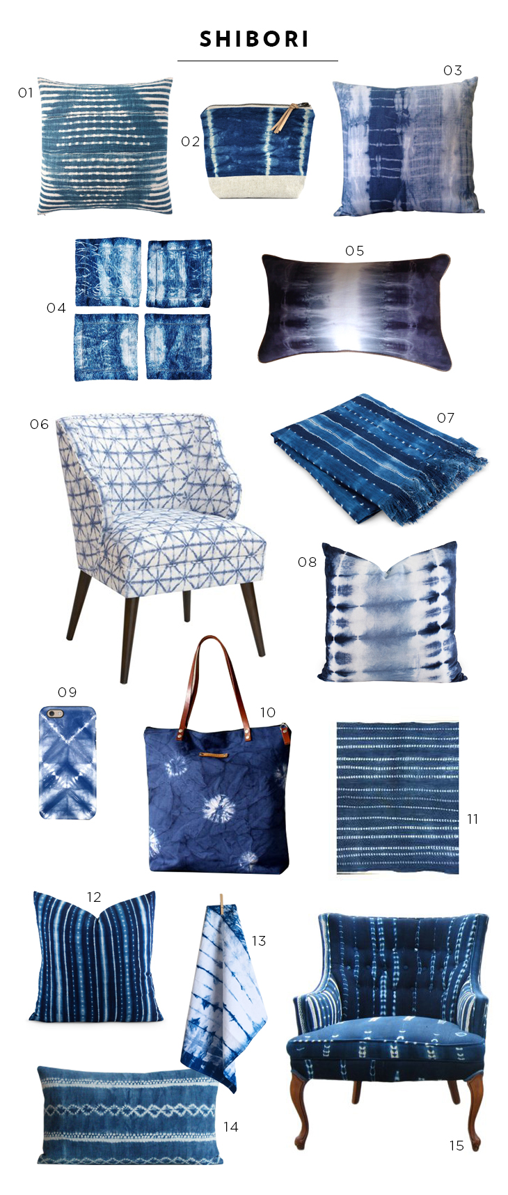 Shibori Diy Room For Tuesday