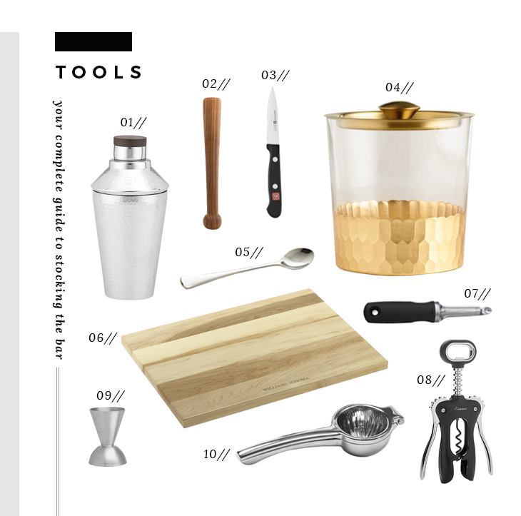 Bar Essentials - Tools