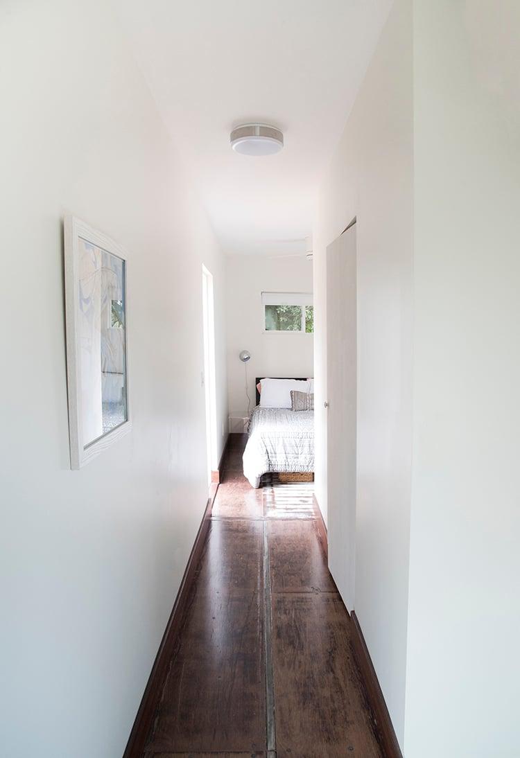 Tiny House Hallway