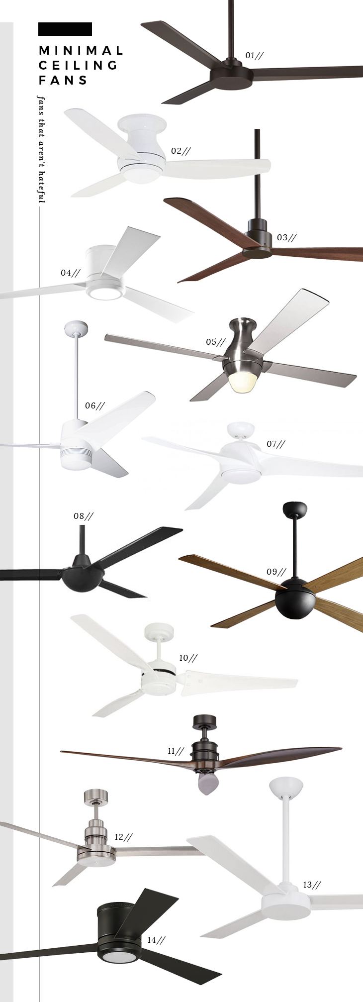 Ceiling Fans That Arent Hateful