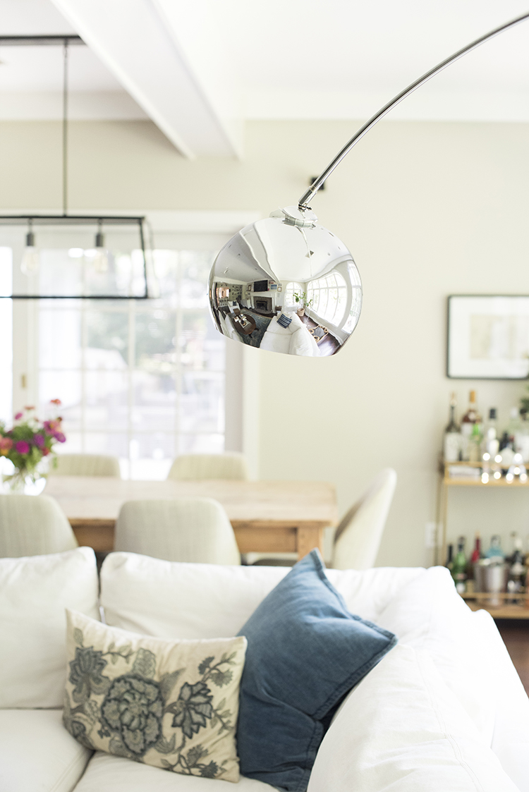 A Bright Open Concept Dining Room Room For Tuesday