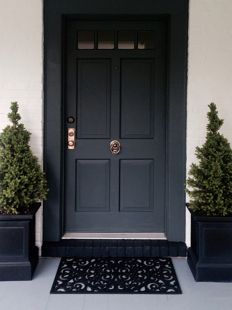 The best of etsy door knocker edition room for tuesday for Best entry doors
