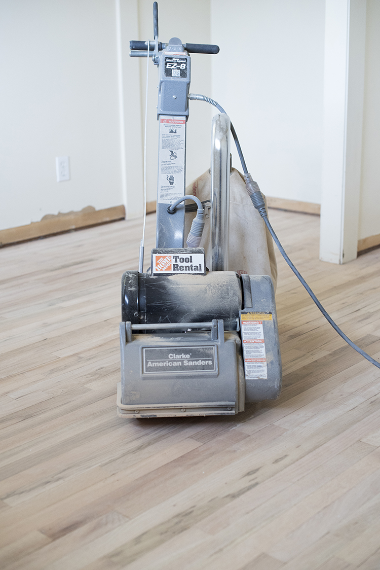 wood floor sander how to refinish hardwood floors like a pro room for tuesday 29296