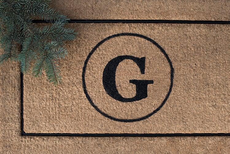 monogram-jute-door-mat