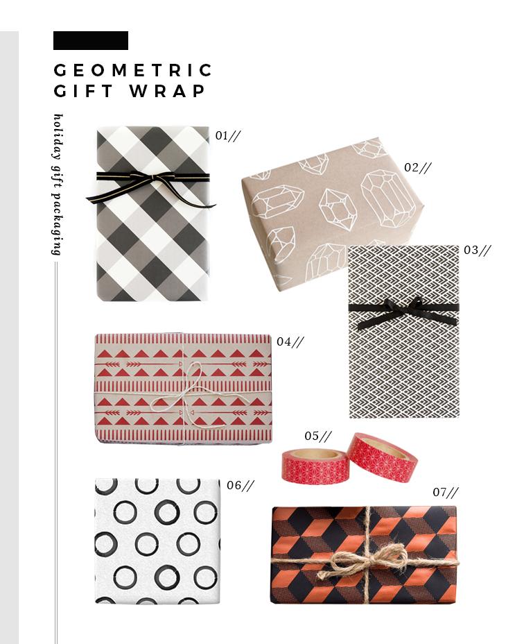 geometric-gift-wrap