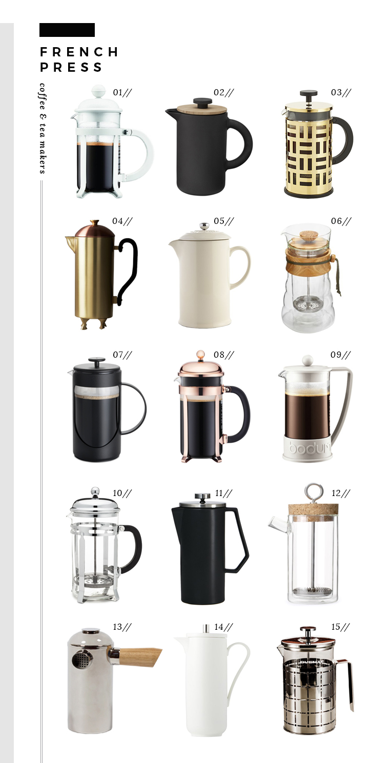 french-press-coffee-and-tea-makers