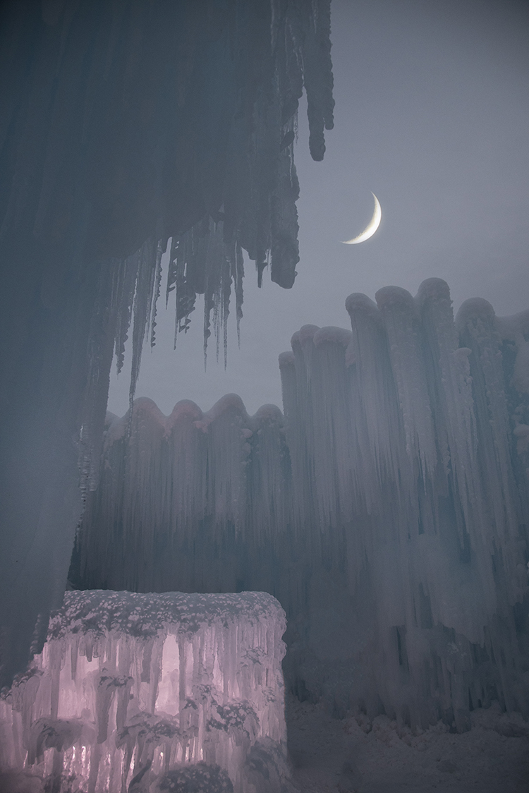 ice-castle-and-dark-sky