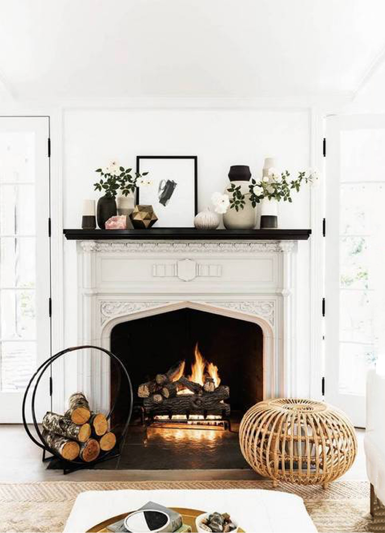 Log Holders for Every Fireplace - A Log Holder For Every Fireplace - Room For Tuesday