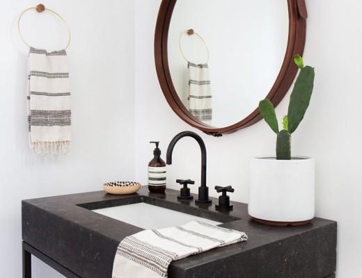 Towels and Towel Ring Pairings