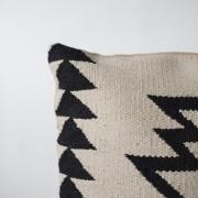 aztec pillow closeup