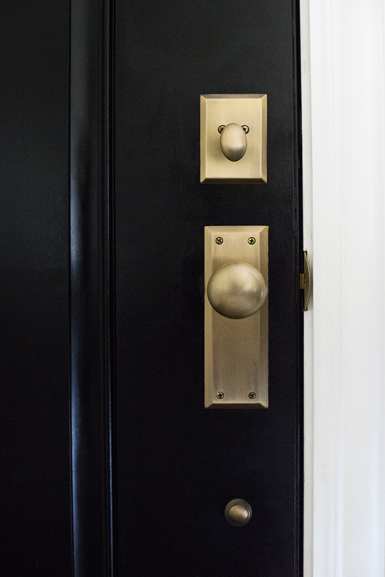 How we choose hardware room for tuesday blog for Exterior door knobs