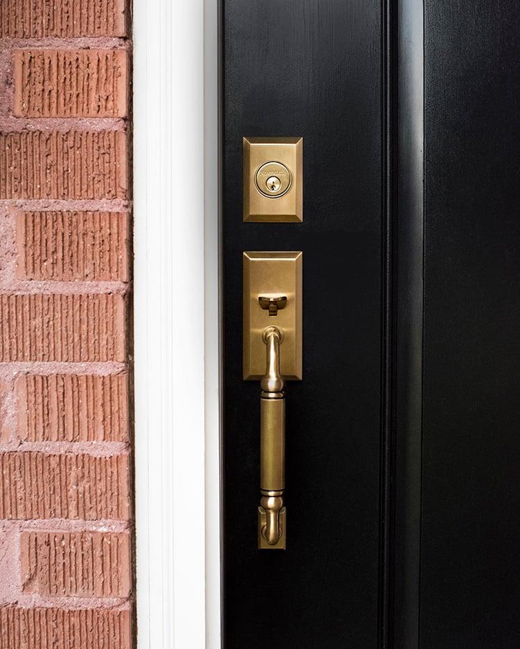 Exterior Door Knob