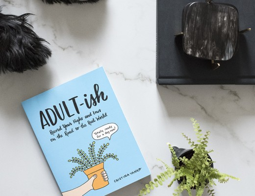 Adultish the Book