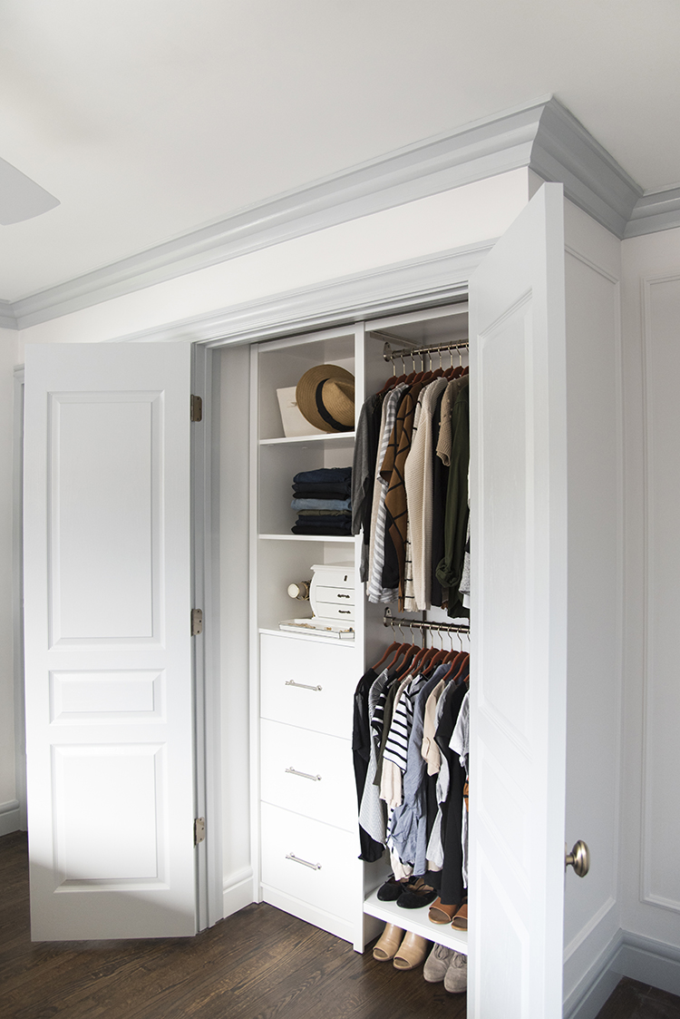 my master closet reveal room for tuesday blog 12248 | custom organized closet