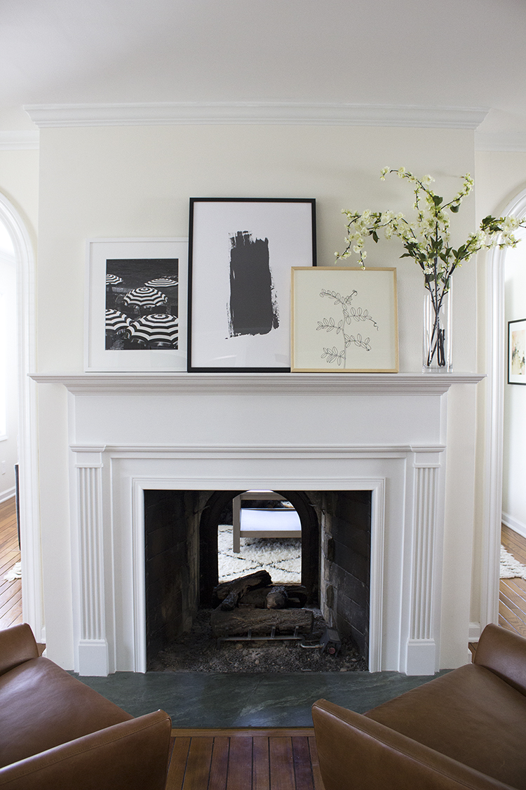 mantel design fireplace mantle styled 3 ways room for tuesday 9574
