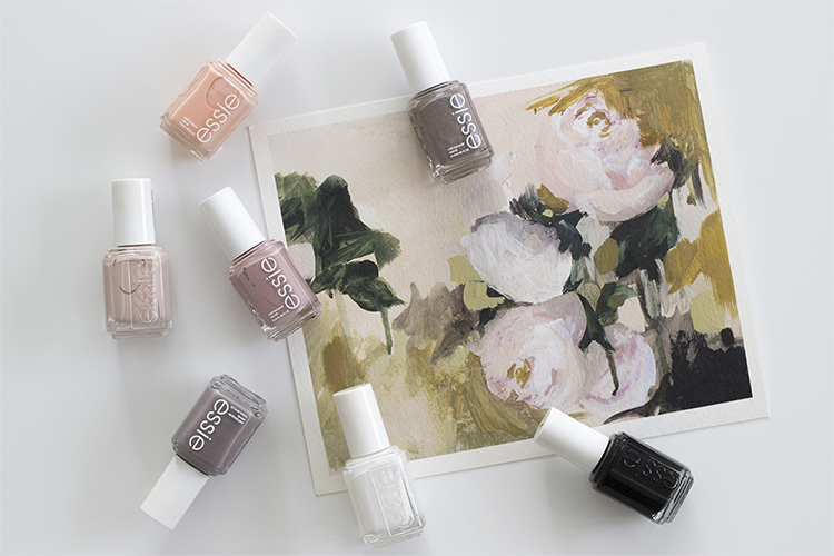 Beauty Closet // Spring Nail Polishes - Room for Tuesday