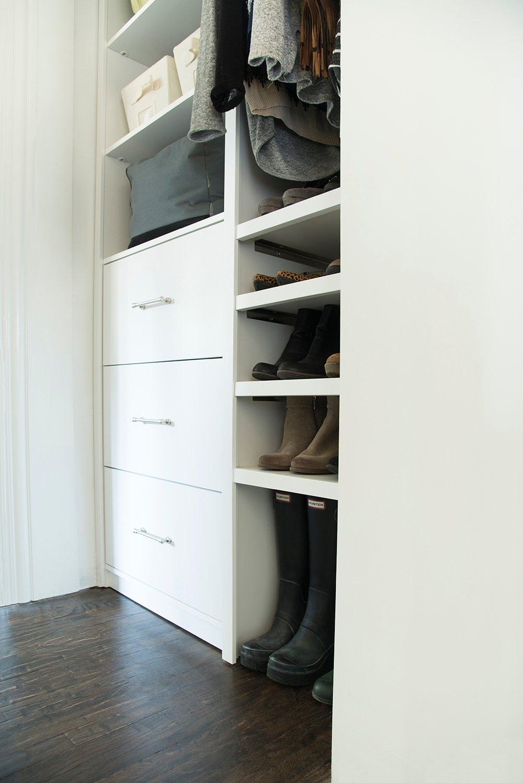 Designing a Custom Closet