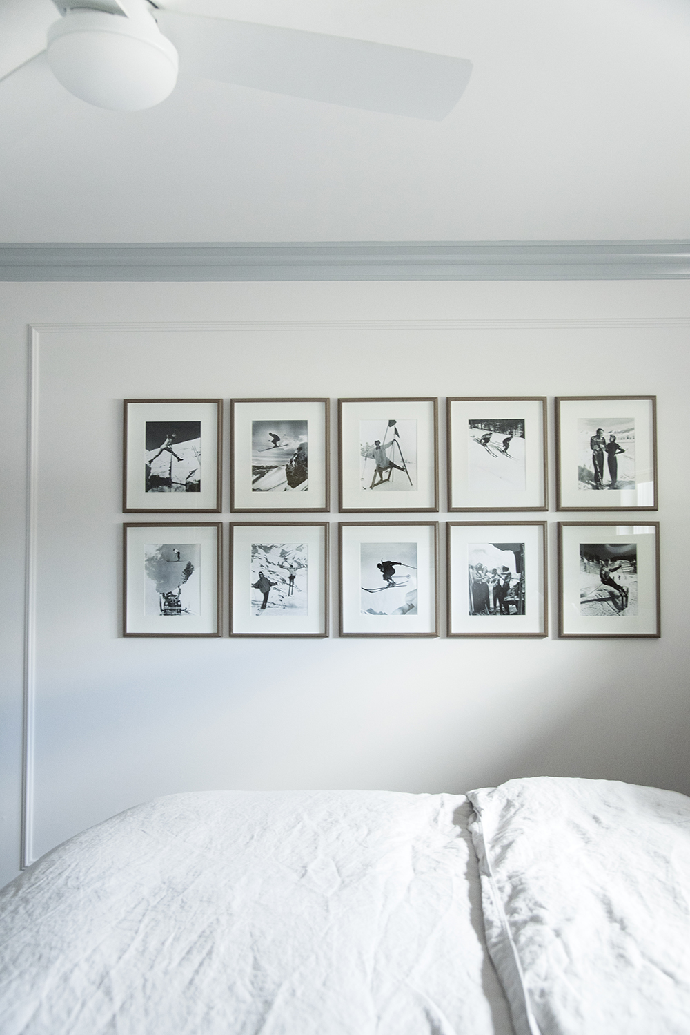 Your Guide To Creating The Perfect Grid Gallery Wall