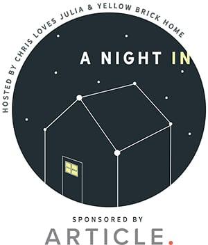 A NIGHT IN LOGO