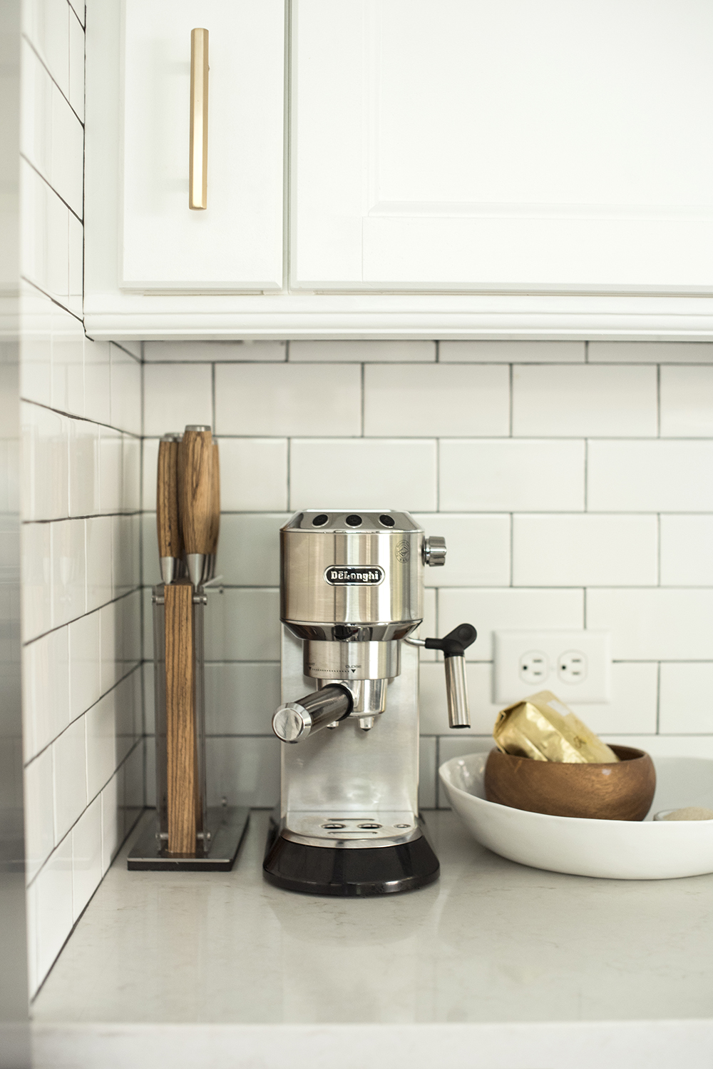 Kitchen Coffee Station Tuxedo Kitchen Get The Look Room For Tuesday Blog