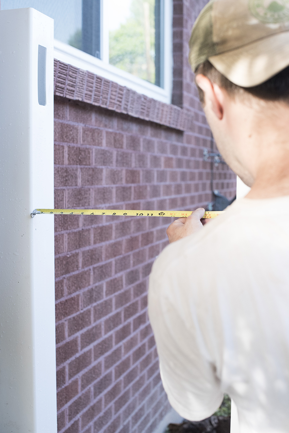 Measuring for a Privacy Fence