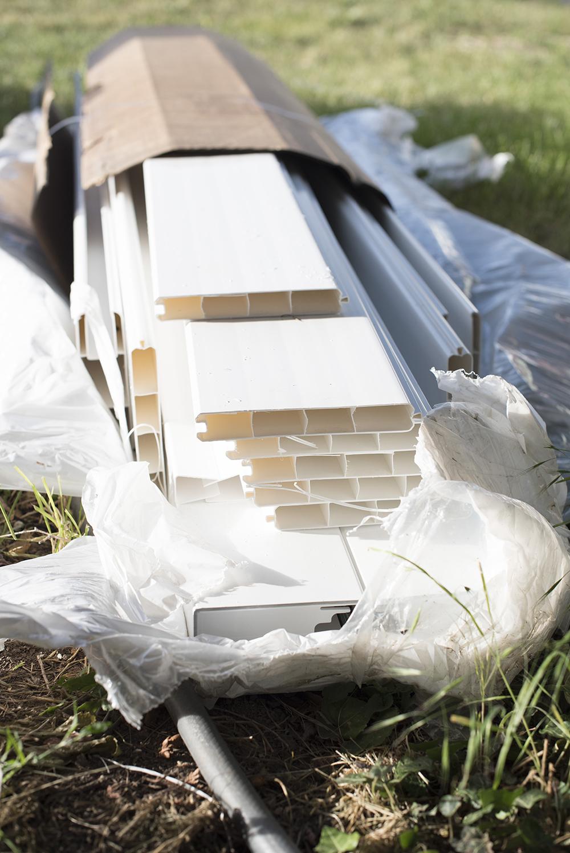 Vinyl Fence Package