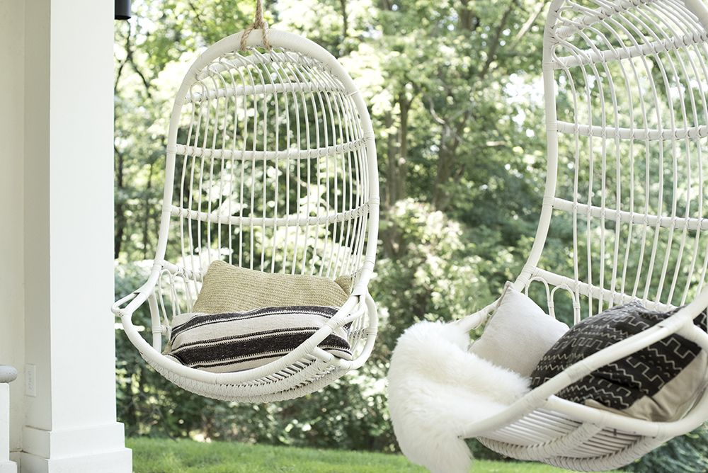 Pair of Hanging Chairs