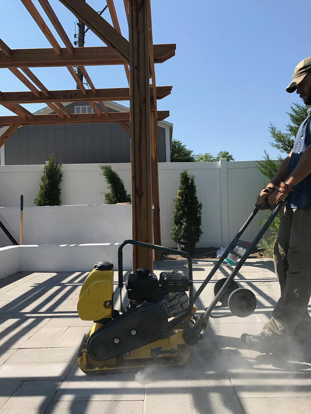 Your Guide to Installing a Paver Patio