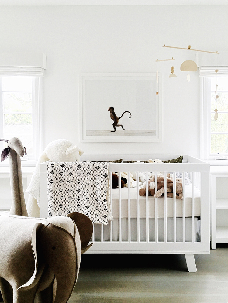 4 Gender Neutral Nurseries For Baby Brown