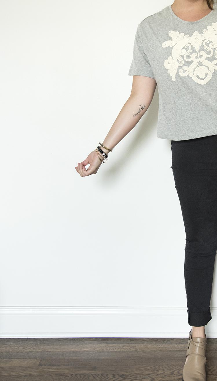 Sarah's Tattoo