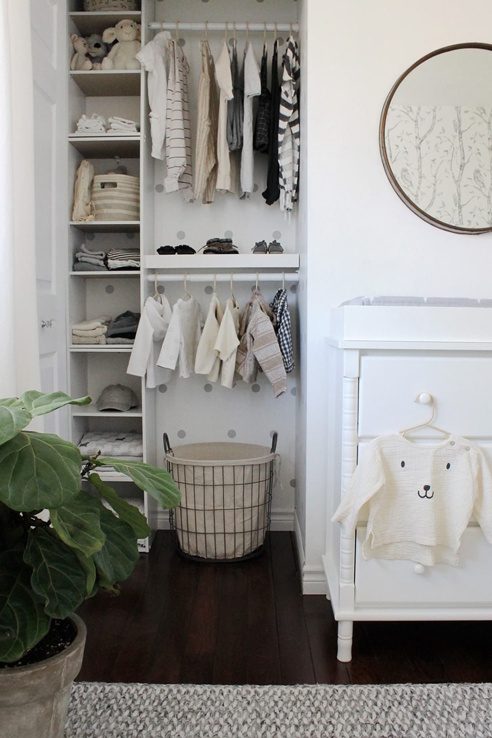 Baby Boy Closet: Organization Ideas For Nurseries And Kids' Rooms