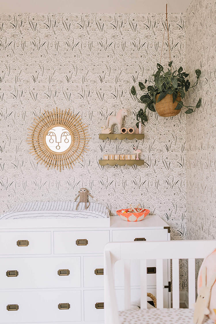 Our Favorite Wallpaper For Nurseries And Kids Rooms