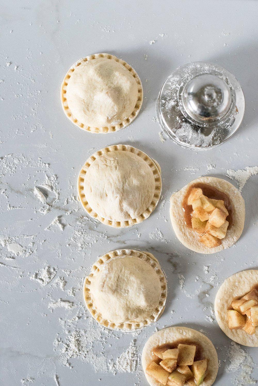 Small Apple Pies