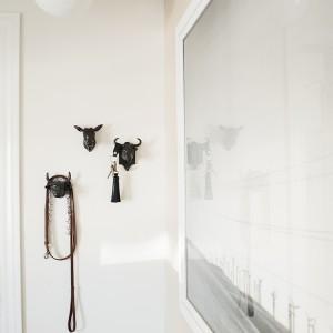 Black Cow Hooks