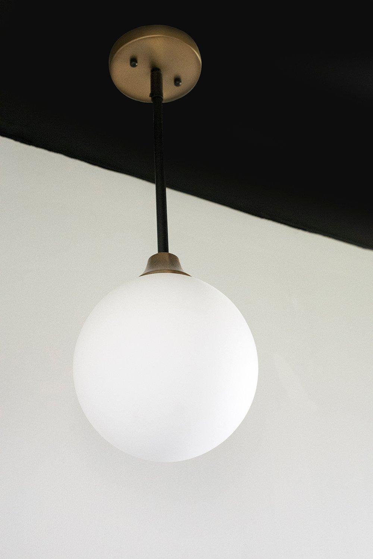 Black and White pendant