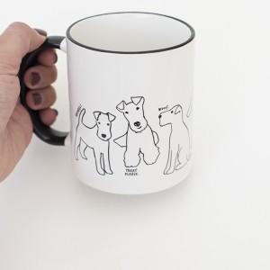 Dog Lovers Coffee Mug