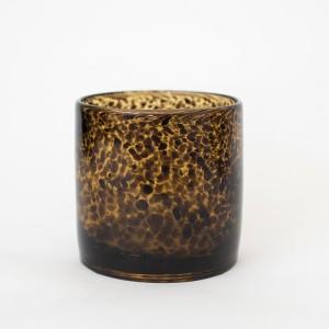 Glass Tortoise Vase