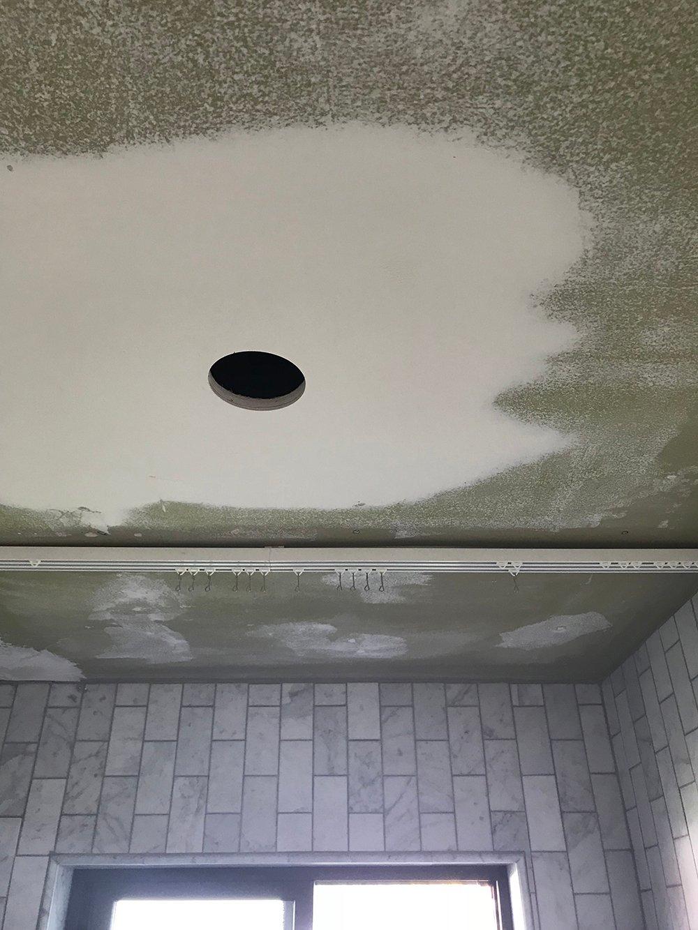 Installing a Flush Mount Light Fixture