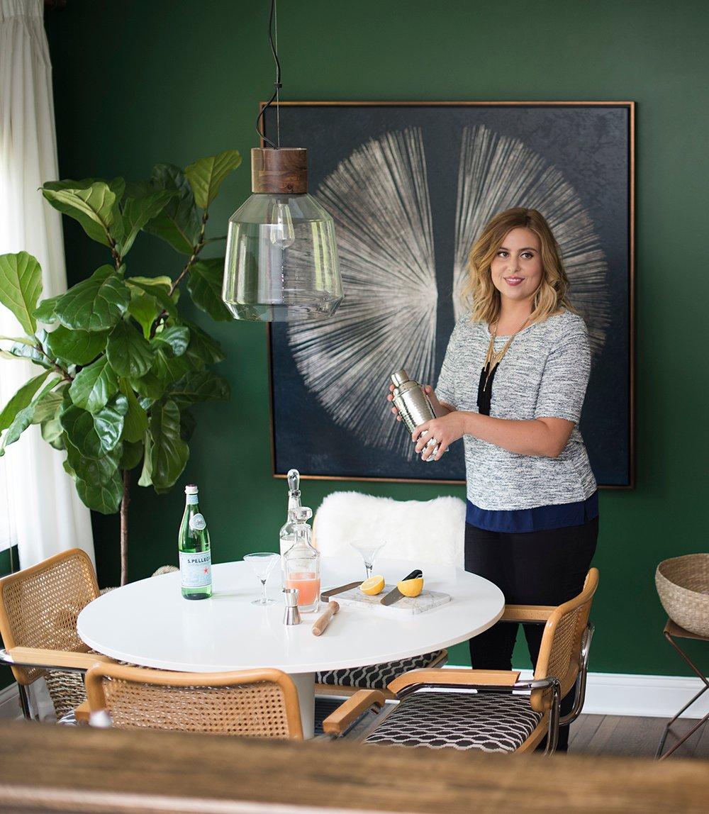 Sarah Gibson - Room for Tuesday Blog