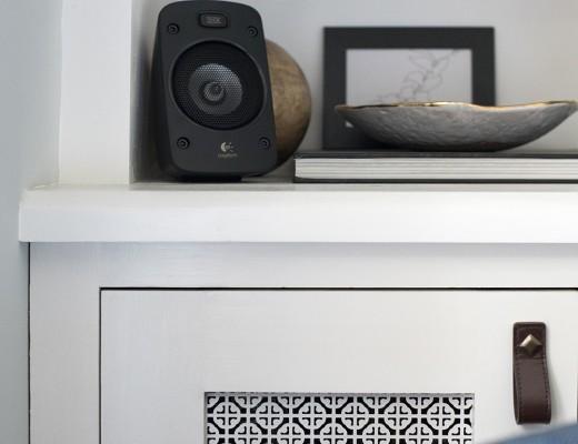 Styling Surround Sound Speakers