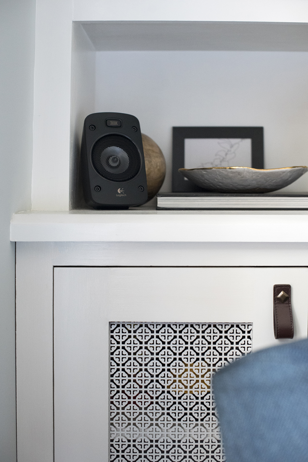 Styling Surround Sound Speakers