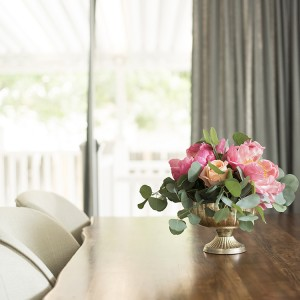 Vase in Dining Room
