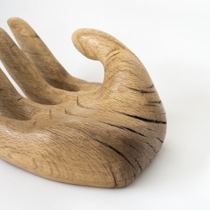 mod wood hand