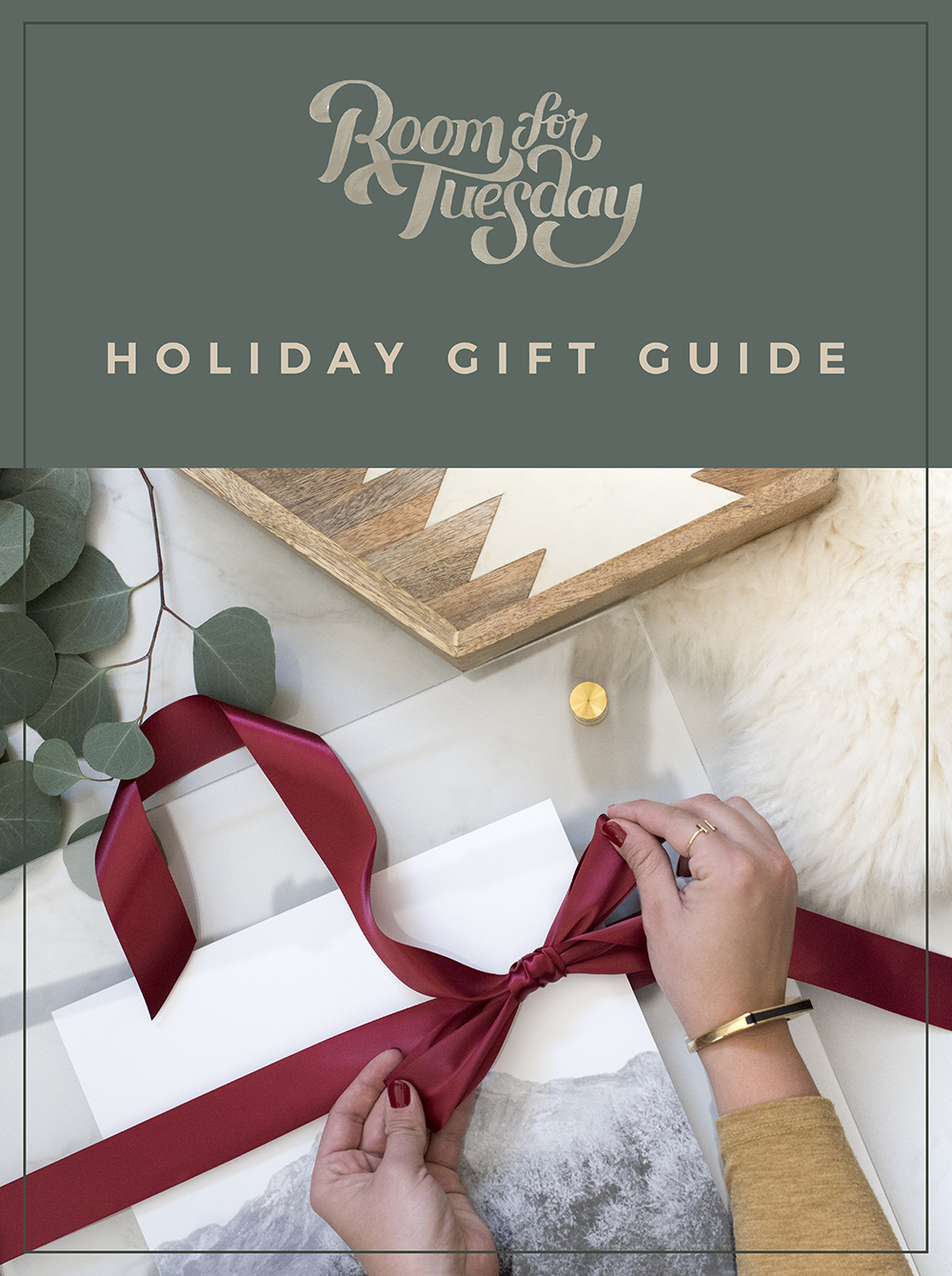 2017 Holiday Gift Guide - Room for Tuesday