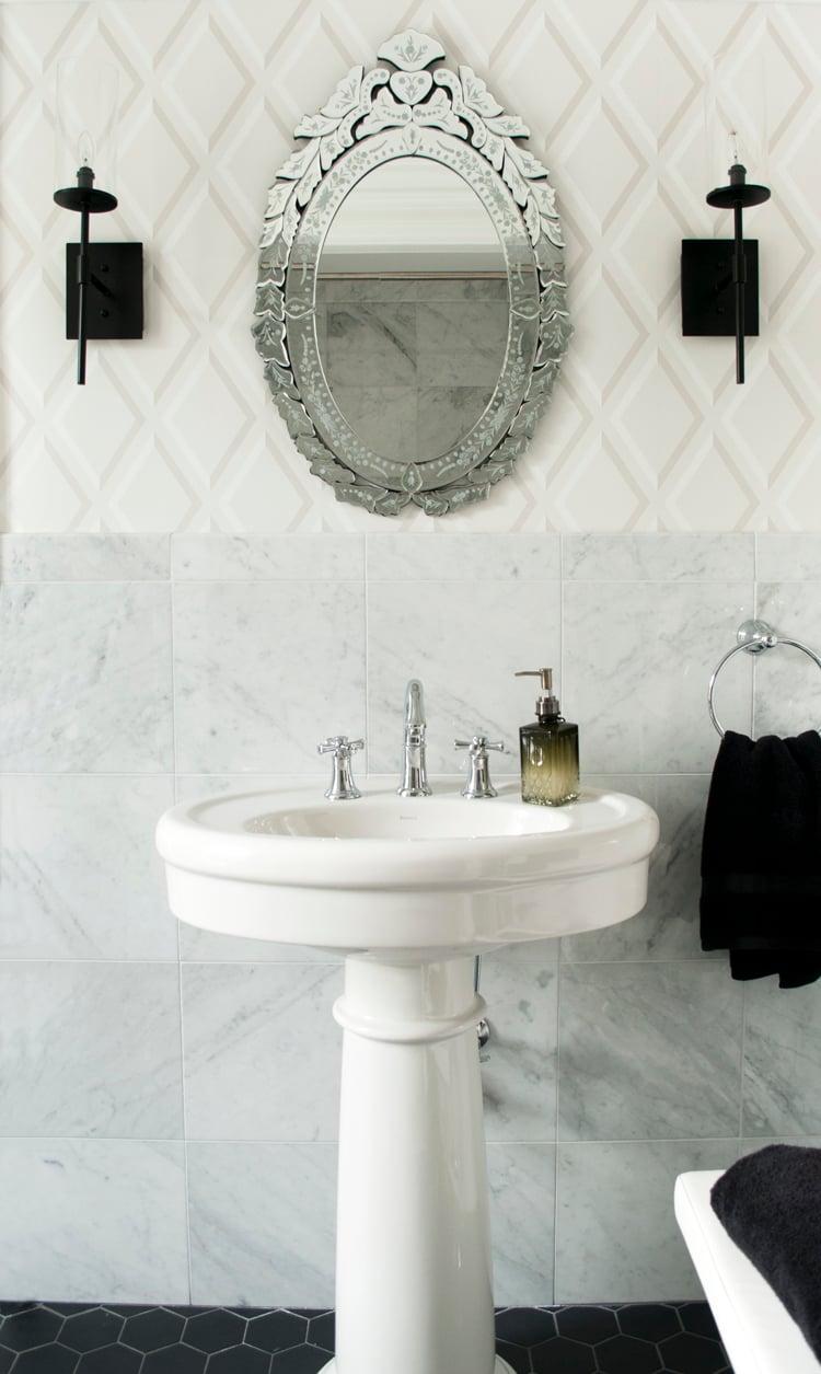 Bathroom Plumbing 101 Interior room 101  how to renovate a bathroom - room for tuesday blog